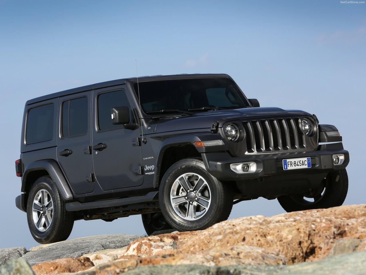 .Россияне первыми получат новые Jeep Wrangler