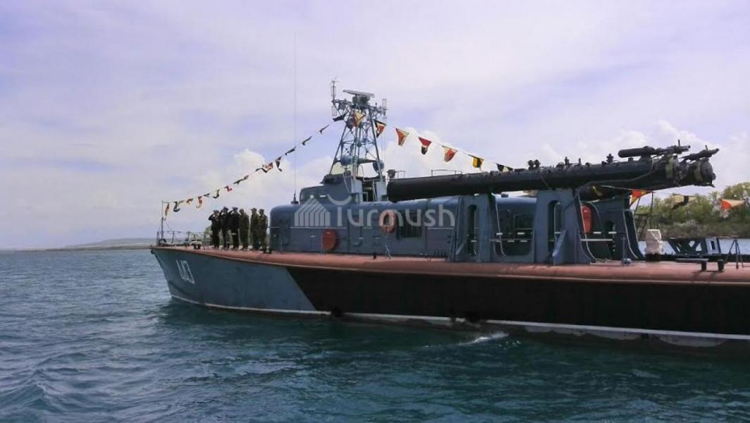 Военно-морской парад в Киргизии киргизия, парад Победы.