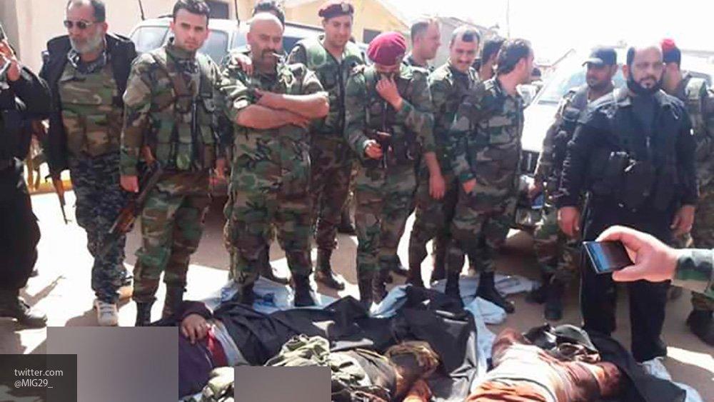 Около 700 человек взяты в плен боевиками ИГ в сирийском районе Эль-Бахра
