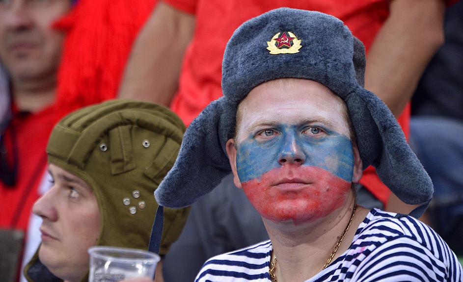 Сумасшедшие русские