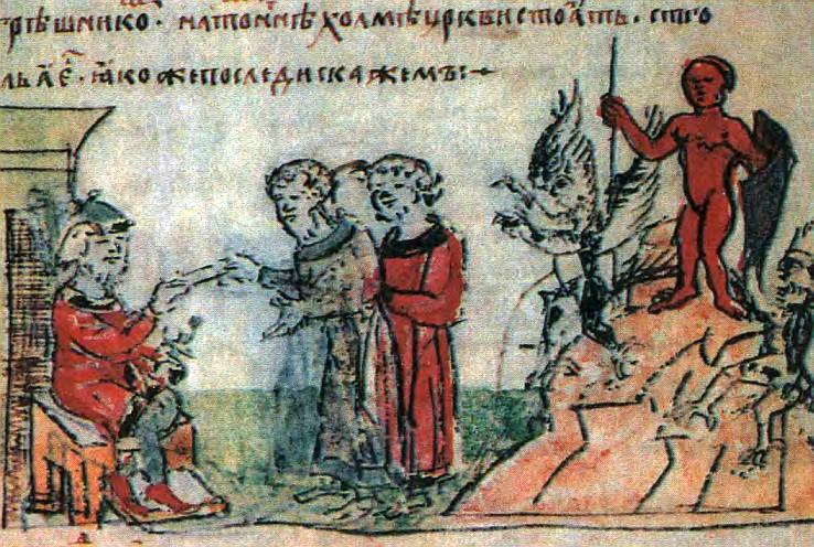 «Проводы Перуна»: древнерусский «фольклор» и византийская традиция