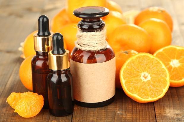 Домашнее апельсиновое масло