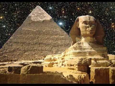 Тайна египетских пирамид.