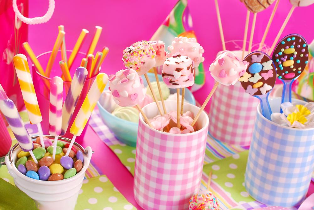 Рецепты десертов на детский день рождения и рецептами