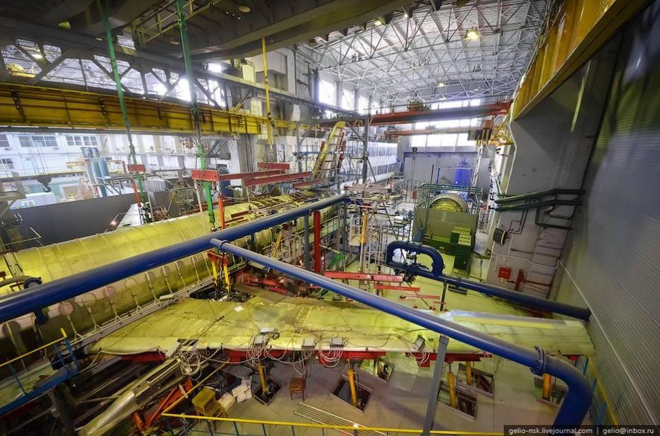 Сибирский научно-исследовательский институт авиации | NewsInPhoto.ru Новости и репортажи в фотографиях (14)