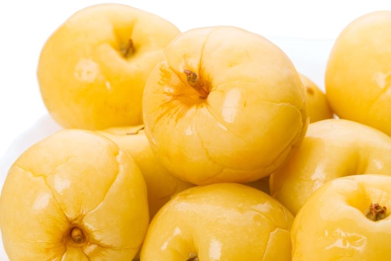 что добавить в моченые яблоки
