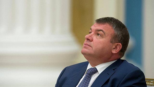 Малахов сообщил о свадьбе Сердюкова и Васильевой
