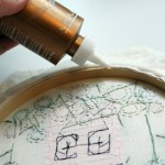 Мастер-класс: аппликации из ткани