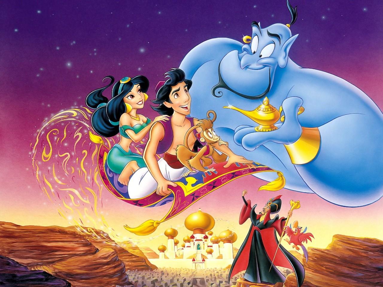 Disney представили новый трейлер «Аладдина» от Гая Ричи