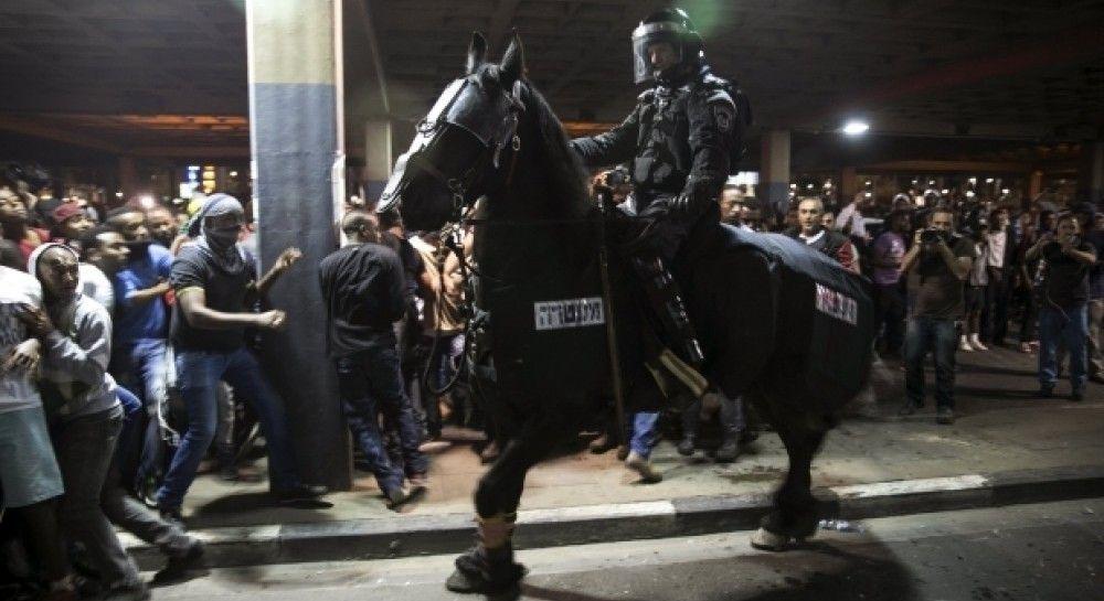 В Тель-Авиве вспыхнули массовые беспорядки