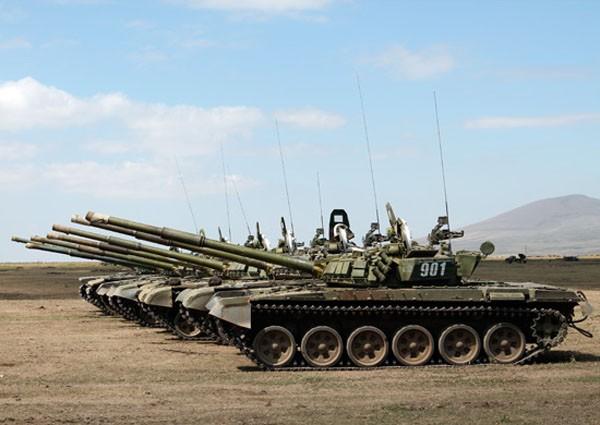 Армения: танкисты российской военной базы обучаются по новой методике