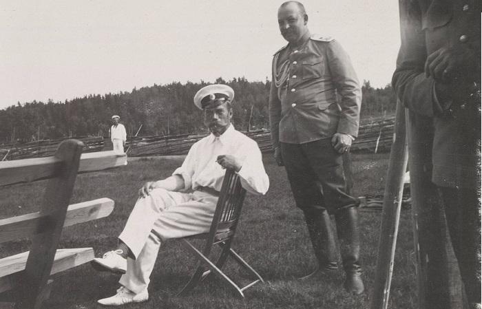 Дореволюционная Россия: ретро фотографии царской семьи из фотоальбома Анны Вырубовой