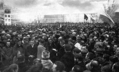 Киев ничему не научила ни злука ЗУНР с УНР, ни Европа