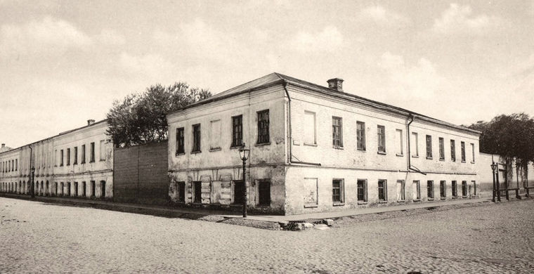 В центре Москвы обнаружили ночлежку XIX века