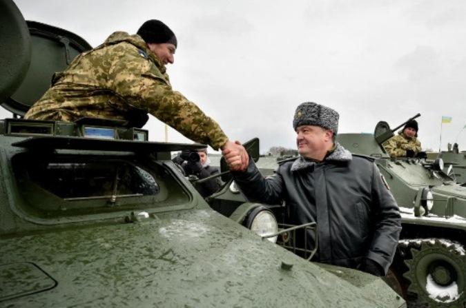 Комсомольская ПРАВДА: Порошенко отверг предложение Путина об отводе тяжелой артиллерии