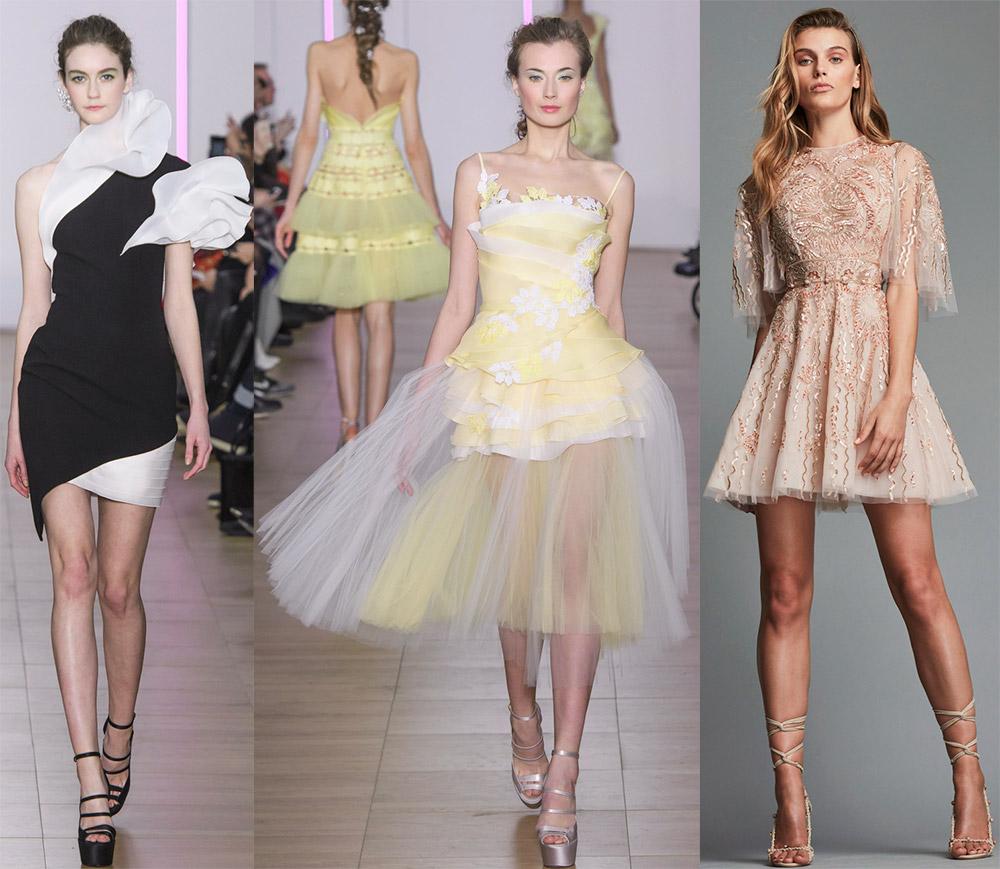 Красивые платья на выпускной 2018 — идеи для вдохновения