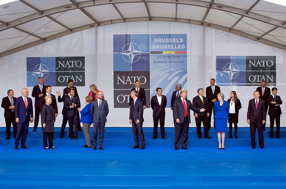 Развалит ли Трамп НАТО?
