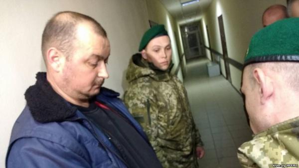 Киев разрешил задержанному капитану «Норда» вернуться вКрым