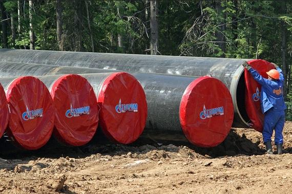 """""""Газпром"""" практически законч…"""