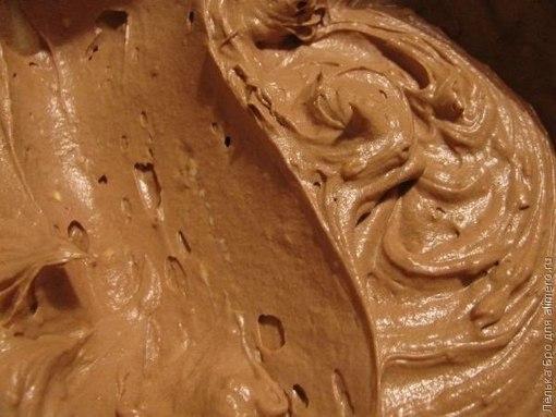 Крем «Ганаш» с шоколадом для…