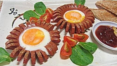 Сосисочное творчество: весело и красиво готовим из сосисок!