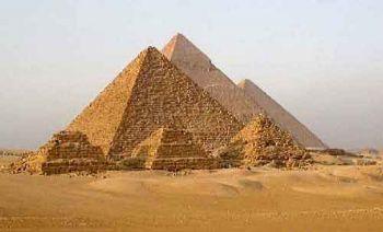 Тайны дорог ведущих к комплексам пирамид