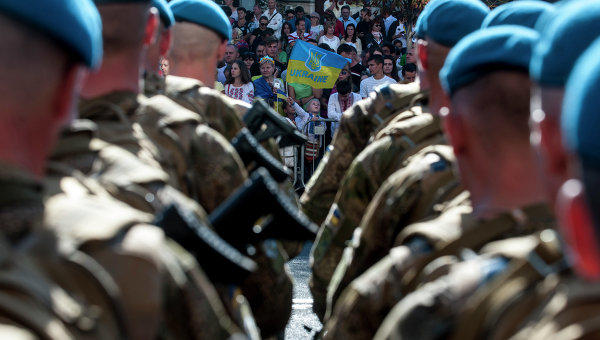 Обороной на Украине будут ве…