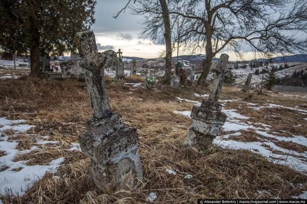 Западная Украина: территория без будущего