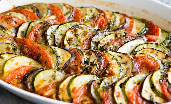 Овощные блюда с максимальной пользой