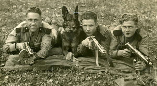 Охотники на бандеровцев СССР, война, история, факты