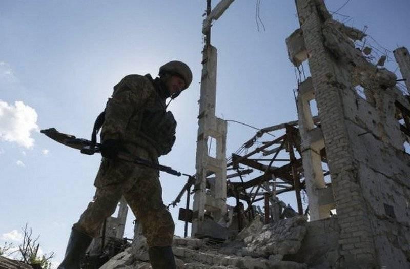 Лукашевич: ВСУ активизировали боевые действия на территории Донбасса
