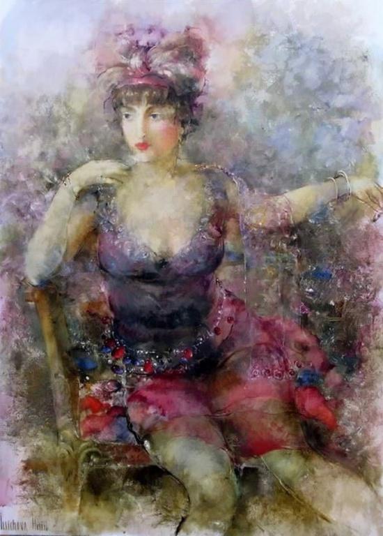 художник Елена Ильичева картины – 38