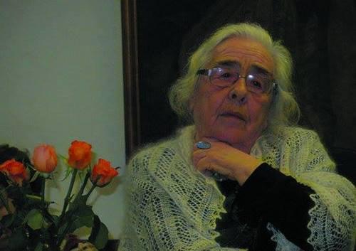 В Москве умерла известная  поэтесса