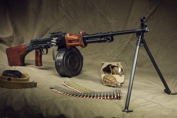 Советский пулемет, который о…