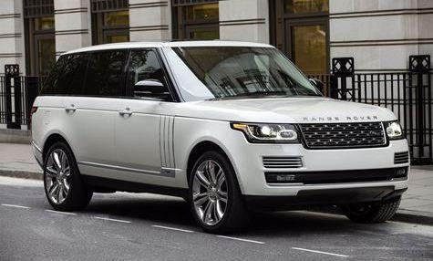 Удлиненный Range Rover будет стоить почти 5 млн рублей