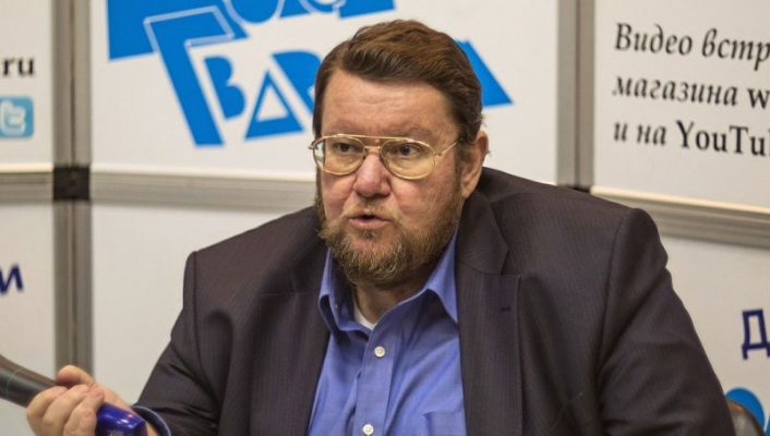 Сатановский о разрыве Договора о дружбе с Россией: «Для нас больше нет границ Украины, ставим на этом точку»