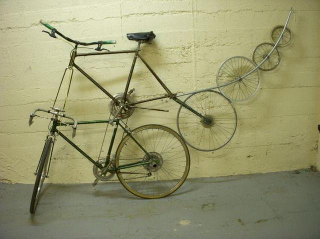 imaginative and inventive bicycle modifications 640 30 Черт побери, зачем они это сделали? (39 фото)