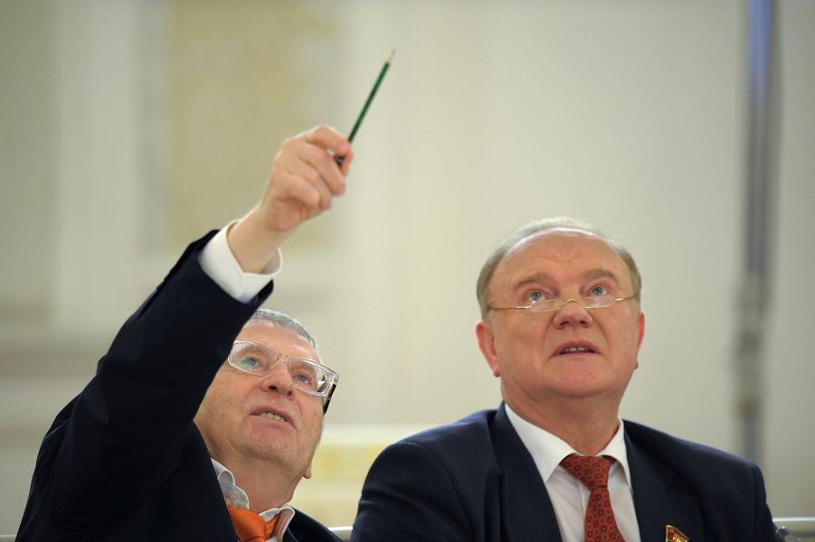 «Системная» оппозиция разделит судьбу «внесистемной»? Конец ЛДПР и КПРФ?