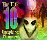 Десять необъяснимых феноменов