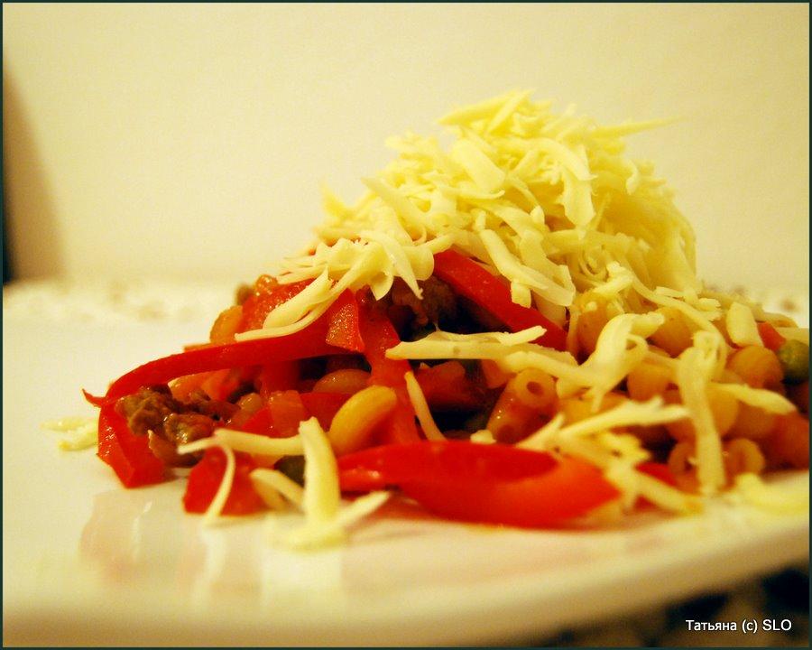 "a`La ""pasta Fagioli"" итальянская кухня на мой лад... Фото-рецепт."