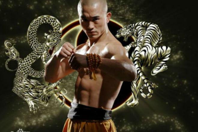 Шаолиньский монах вышел против олимпийского чемпиона по тхэквондо