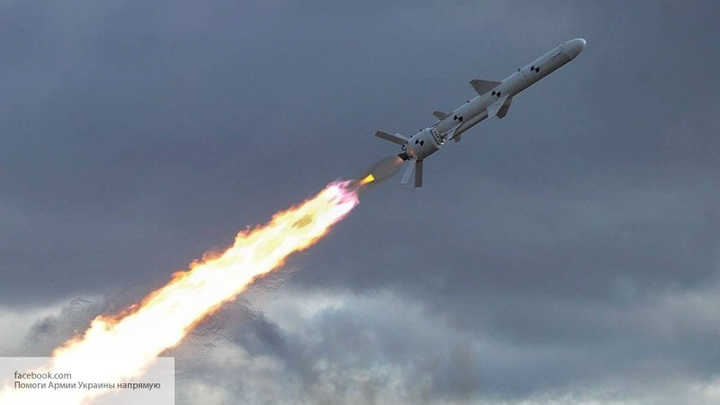 Крылатая ракета Украины: экс…