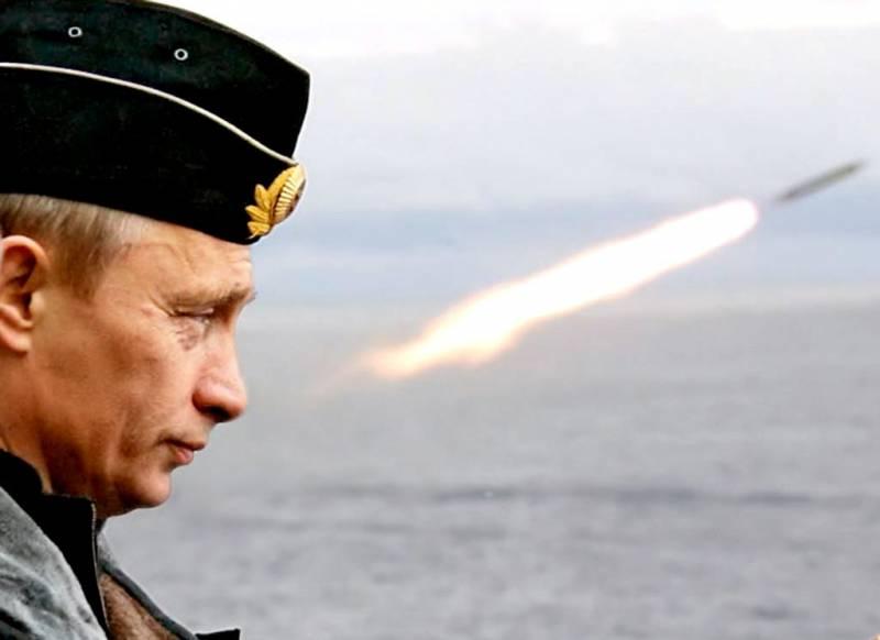 Страшный сон Трампа: то ли смерть с косой, то ли Путин с ракетой…