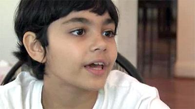 9-летний вундеркинд стал студентом американского вуза