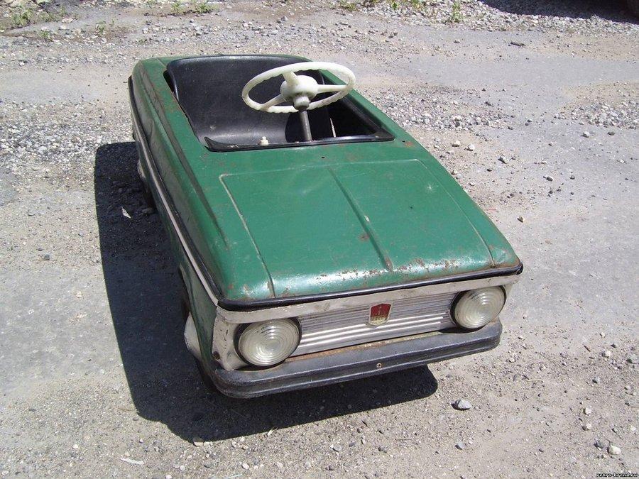 Pontiac Club de Mer — самый дорогой детский автомобиль в мире
