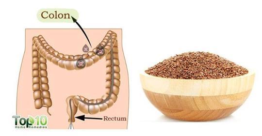 Природные продукты для очищения кишечника