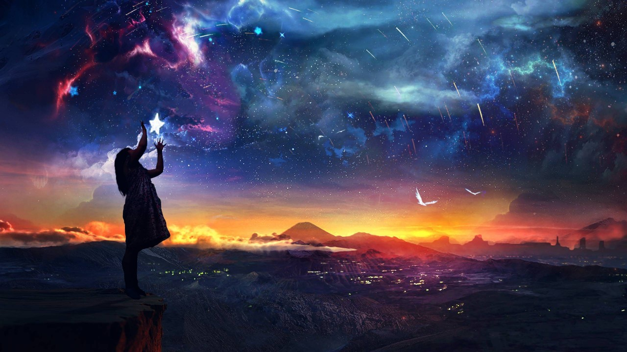 Картинки по запросу фантастические пейзажи
