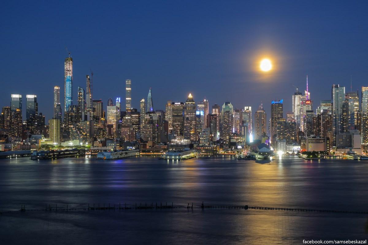 Лица ночного Нью-Йорка
