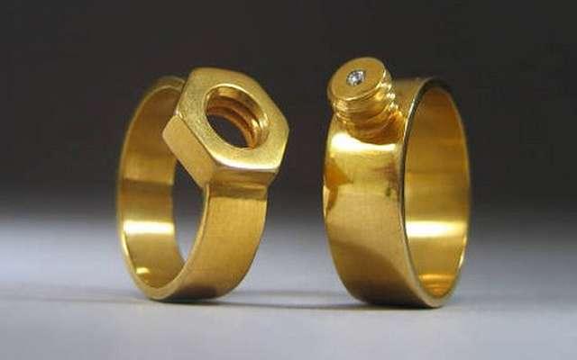 Обручальное кольцо — непростое украшенье