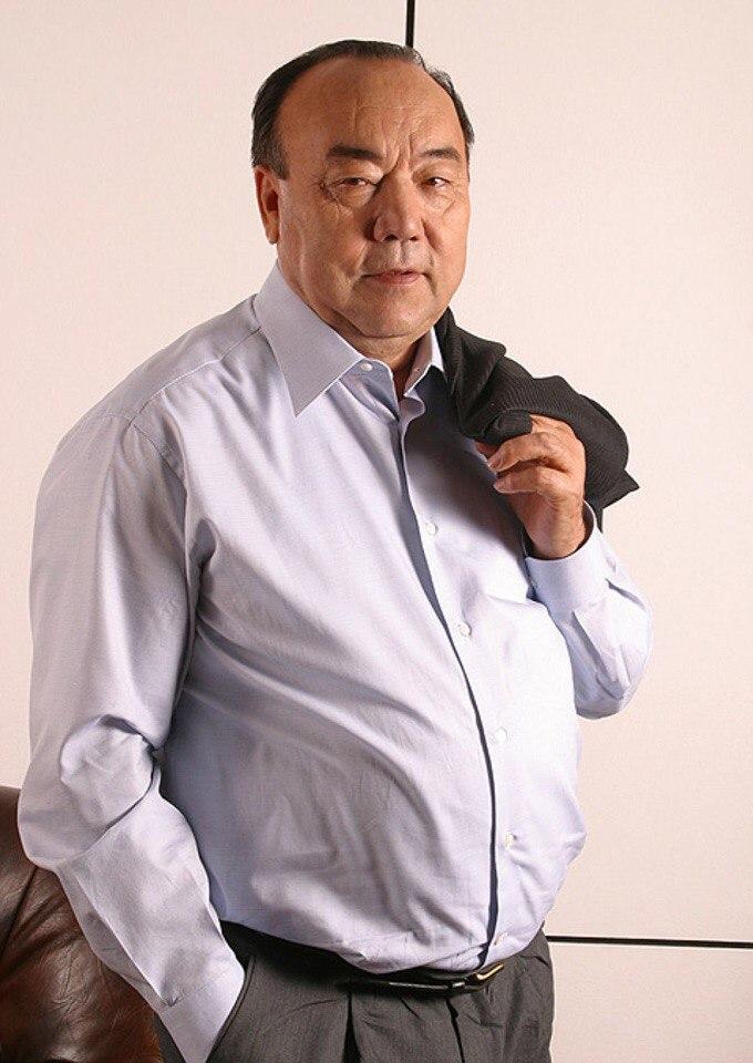 Народному Президенту – любовь народа. Муртазе Рахимову - 84
